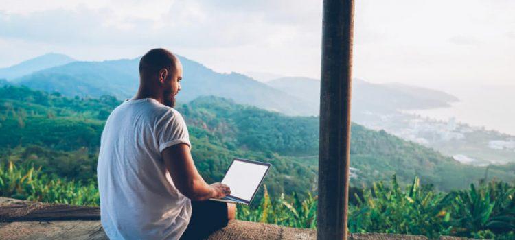 Nova forma de trabalhar – trabalho online